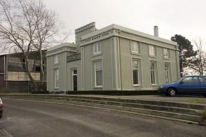 de karakteristieke woning van Kees en Geertruida Gerarda Smit