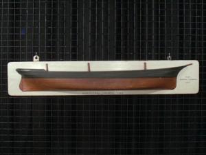 halfmodel van de 1e Geertruida Gerarda, bouwnr. 425