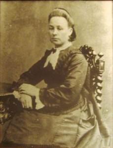 de weduwe van kapitein H.J. Müller