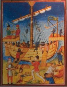 karveel, museum Lagos in Portugal