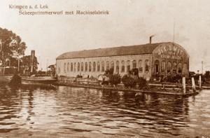 scheepswerf J&K Smit, 1854